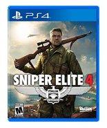 Sniper Elite 4 - PlayStation 4 [video game] - $26.19