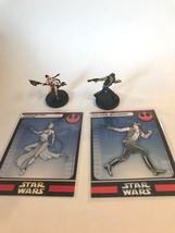 Star Wars: Rebel Storm 12 Princess Leia Captive VR & Han Solo Scoundrel ... - $20.31