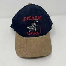 Vintage 1998 Iditarod Alaska SnapBack Hat  - $14.84