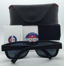 Polarized VUARNET Sunglasses VL 1519 0001 Black Frame w/ PX1000 Polarlynx Blue