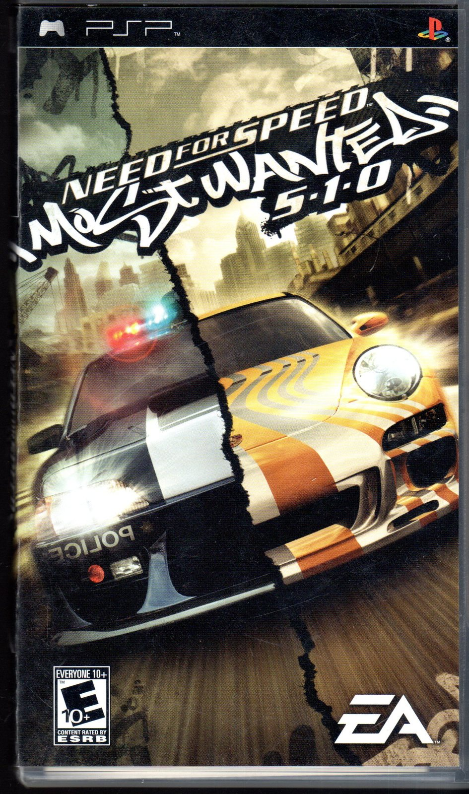 Primary image for Need for Speed Most Wanted 5-1-0  [Playstation Portable (PSP)]