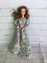 Vintage Mattel 1995 Pioneer Barbie Doll American Stories Collection 2nd ... - $17.81