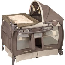 Baby Trend Deluxe Nursery Center Playard Hudson - $145.04