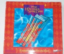 Disney's The Hunchback Of Notre Dame Esmeralda Swim Mat Swimming pool Be... - $18.69