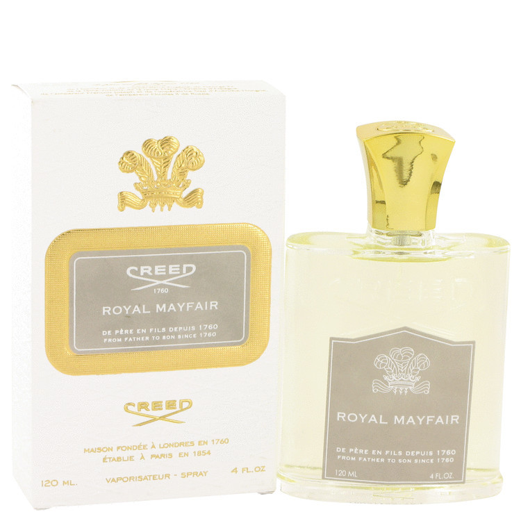 Creed Royal Mayfair 4.0 Oz Millesime Eau De Parfum Spray