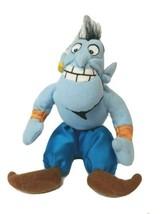 Exclusive Aladdin Genie Mini Disney Store Plush Stuffed Doll Bean Bag  9... - $10.89