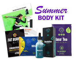 Summer Body Fat Burner Kit- TLC Weight Loss on Sale - $139.99