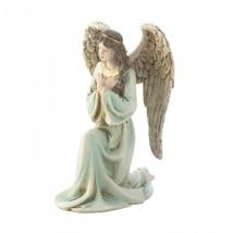 Graceful Kneeling Angel - $30.77