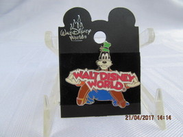 Wdw 2002 The Search For Imagination Pin EVENT-NAME Drop Series (Goofy) Pin - $12.00