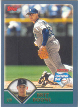 Bret Boone ~ 2003 Topps Opening Day #71 ~ Mariners - $0.20