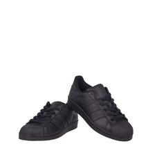 Scarpe Adidas taglie Uomo/Donna Superstar, Sneakers Nero Total Black o B... - $104.90