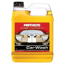 Mothers 05664-6 California Gold Car Wash - 64 oz., Pack of 6 - $49.61