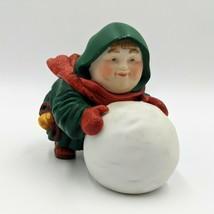 Department 56 Merry Makers Monk Sebastian the Snow Roller - $14.99