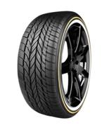 215/50R17 Vogue Tyre CUSTOM BUILT RADIAL VIII 95V XL WHITE/GOLD M+S - $175.00