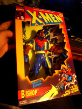"X-men Bishop Deluxe Edition Toy Biz 10"" Poseable Weapon 1994 Marvel Toy - $15.00"