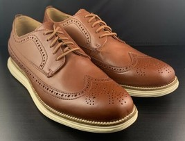 Cole Haan OriginalGrand Long Wingtip Woodbury Oxfords C21133 Mens Size U... - $113.84