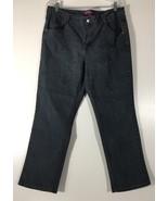 Women's Jeans Size 20W Embellished JeanBay Medium Wash Blue - $14.84