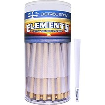 Elements Rice Paper King Size Pre-Rolled Cones 100 Pack
