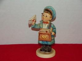 """Hummel """"Postman"""" Figurine #119/0 - Tmk 6~ 5 1/2"""" Tall~Mint - $32.01"""