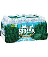 Pol and Springs Spring Water, .5 Liter, 0.50-Count (Pack of 24) by Polan... - $29.65