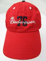 Budweiser Beer 76 Anheuser Busch 2007 Adjustable Adult Cap Hat - $12.86