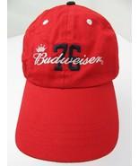 Budweiser Beer 76 Anheuser Busch 2007 Adjustable Adult Cap Hat - $12.86