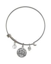 Disney Cinderella Pumpkin Coach Charm Bangle Bracelet If You Keep Believing, The - $24.74