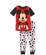 Disney Baby Mickey Mouse Toddler Boys 2pc Pajama Set Size 24 Months NWT - $11.99