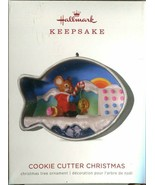 2018 Hallmark Keepsake Ornament - COOKIE CUTTER CHRISTMAS - 7th in SERIES - $10.88