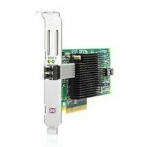 HP StorageWorks 81e Single Port PCI-E HBA 489192-001 w/ Transceiver - $37.43