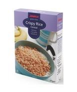 Juvela Gluten-Free Crispy Rice Cereal 375g - $13.12