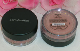 New Bare Minerals Loose Powder Blush Golden Gate .03 oz / .85 g Full Size - $19.99