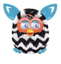Furby Boom Figure (Zigzag Stripes)new Other Open Scuffed Box Black White... - $89.07