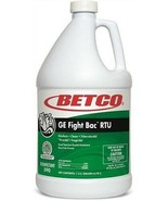 BETCO Disinfectant 390 GE Fight Bac RTU Cleaner Concentrate 1 Gallon RLB... - $39.55