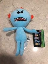 Funko Galactic Plushies - Rick and Morty - MR. MEESEEKS (Angry) -Plush T... - $10.95