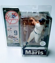 McFarlane Roger Maris #9 Yankees Cooperstown Collection Series 4 Action ... - $33.99