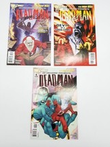 DC Universe Presents Deadman 3 4 5 New 52 Signed Bernard Chang DC Comic ... - $19.27