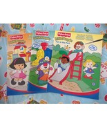 Little People Paint with Water Fun at the Park Fun at the Circus Fun Aro... - $29.99