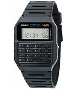Casio CA53W-1 Men's 8-Digit Vintage Digital Calculator Watch - $31.41
