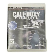 PS3 Call of Duty: Ghosts Video Game - $9.74