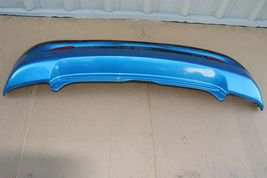 07-10 Bmw R56 Mini Cooper S Turbo JCW  Bumper Cover w/ Fog Lights LASER BLUE image 8