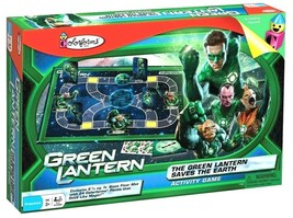 #.   The Green Lantern Saves the Earth Activity Game. Colorforms. SEALED... - $23.99