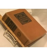 Webster's New Practical Dictionary, 3rd Edition (1957 Hardcover w/o DJ) - $54.19