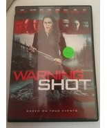 Warning Shot DVD 2018 Tammy Blanchard, Guillermo Diaz Pre-owned - $6.92