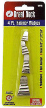 Hammer & Axe Wedges, 4-Pk. - $13.85