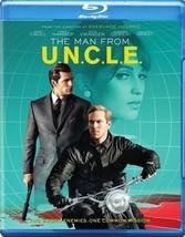 Man From U.N.C.L.E. (2015/Blu-Ray/DVD/2 Disc)