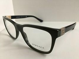 New Versace Mod. 4332 Olive 53mm Eyeglasses Frame Italy #2 - $129.99