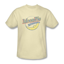 Moon Pie T-shirt 80s retro candy vintage distressed cotton tan tee MPI100 image 2