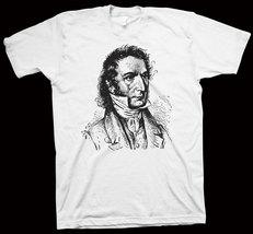 Niccolo Paganini T-Shirt Guitarist, Guitar, Classical Music, Francisco T... - $14.99+