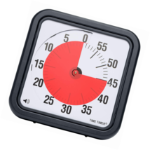 Time Timer Original 12 inch; 60 Minute Visual – Classroom Or Meeting Cou... - $34.23